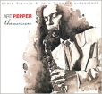 Art Pepper The Survivor (2 CD) Серия: Jazz Characters инфо 8003o.