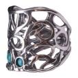Кольцо из серебра Deno 01R678B 2010 г артикул 2124o.